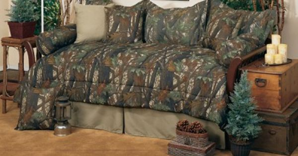 Hardwoods Camo Daybed Cover Set Daybeds Pinterest