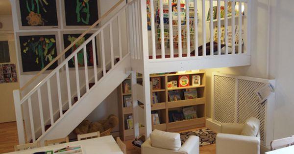 Reading Loft Indoor Spaces Pinterest Reading Loft