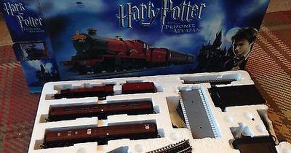 Hornby Harry Potter And The Prisoner Of Azkaban Hogwarts Express