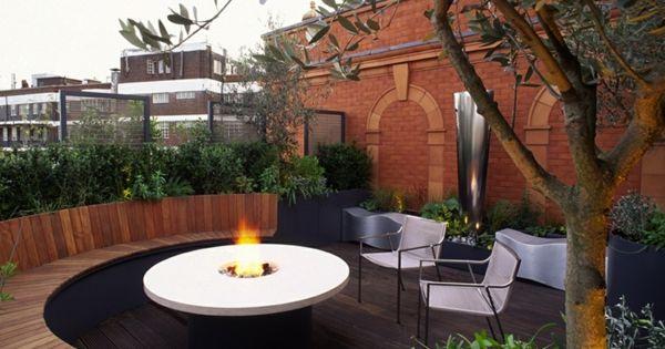 sichtschutz f r terrassen coole und herrliche bilder von. Black Bedroom Furniture Sets. Home Design Ideas