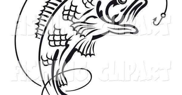 Clip Art Black and White Bobber | Back > Gallery For ...