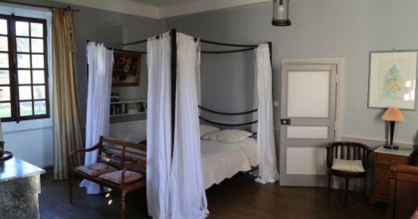 Auberge De Bouyssour Marsaneix France Veggie Hotels Chambre D Hote France