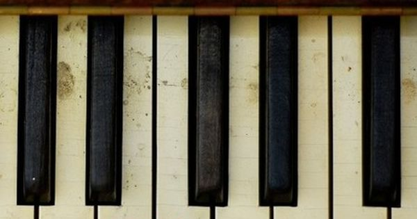 my valentine piano keys