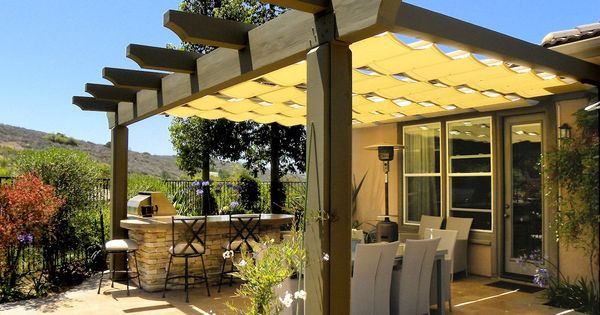 Slide Wire Canopy Garage Deck Pinterest Canopies And