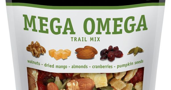 Gourmet Nut Power Up Mega Omega Trail Mix Also Available