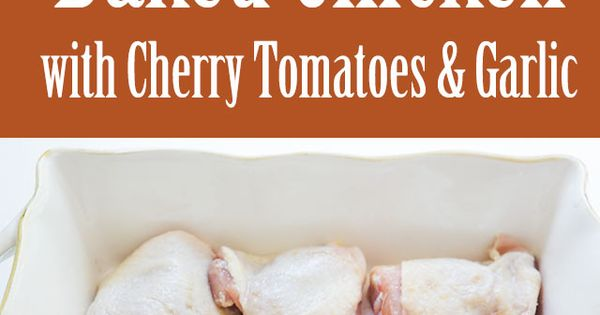 Roasted Chicken Thighs With Cherry-Thyme Compote Recipe — Dishmaps
