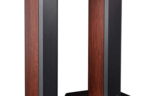 Pair AirPulse Speaker Stands ST200 for A200 Hollowed Stands for Optional Sand Filling Tuning