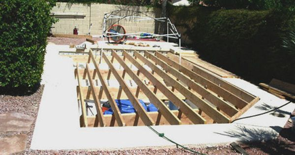 Pin On Decking Over Pool