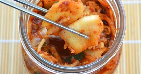 How to Make Easy Kimchi at Home — Cooking Lessons from The