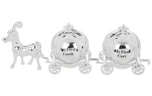 Mini Cinderella Tooth & Curl Baby Keepsake Set | Baby