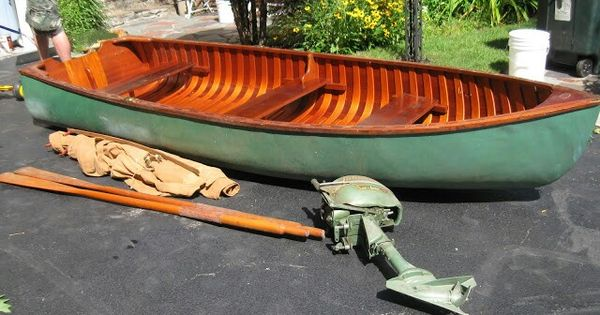 Old town flat bottom row Boat | Architectural Garage goodies | Pinterest | Boating