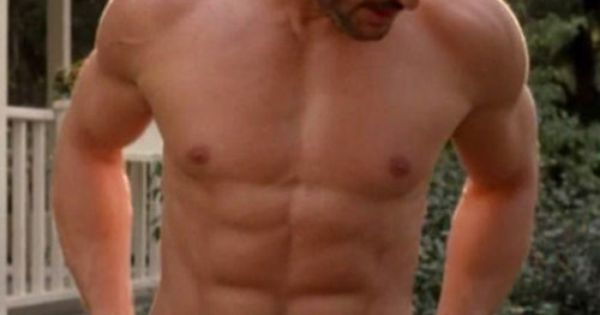 ...Joe Manganiello - Oh my!