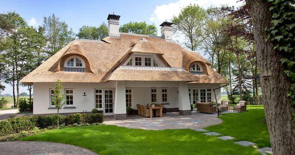 Ons mooie huis waar we fijn wonen leven pinterest huizen droomhuizen en mooie huizen - Huis exterieur model ...