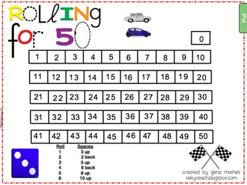 Rolling For 50 Everyday Math Game With Images Everyday Math
