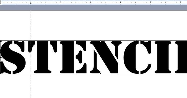 How to Make Stencils With Microsoft Word   Microsoft Word, How To Make ...