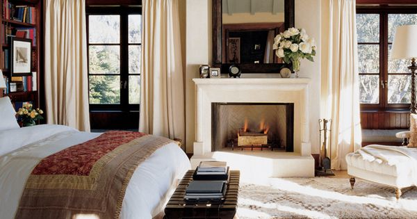 Dream bedroom for Elle Decor