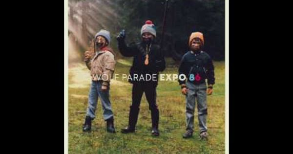Wolf Parade Ghost Pressure Wolf Parade Cool Album Covers Album Covers