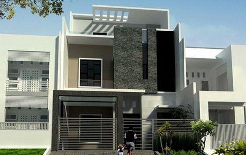 home exteriors | Modern style home exterior design | Modern Home ...