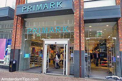 Primark Store Hoofddorp Netherlands Amsterdam Primark Primark Stores