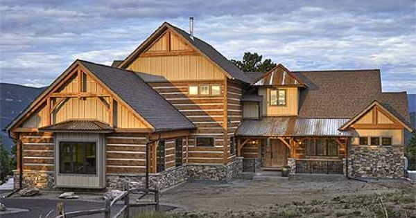 Plan 12933kn dream mountain home plan mountain house - Mountain home plans with walkout basement ...