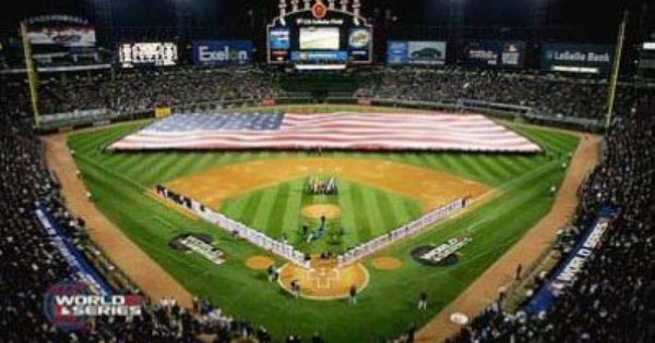 See The White Sox Win The World Series And Attend The Play Off Games And The World Series Completed It Is Somet Mlb Stadiums Chicago Sports Teams Us Cellular