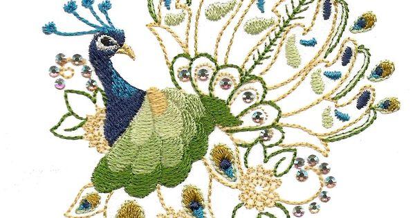 Embroidery Patterns Free Downloads Animal Tattoo