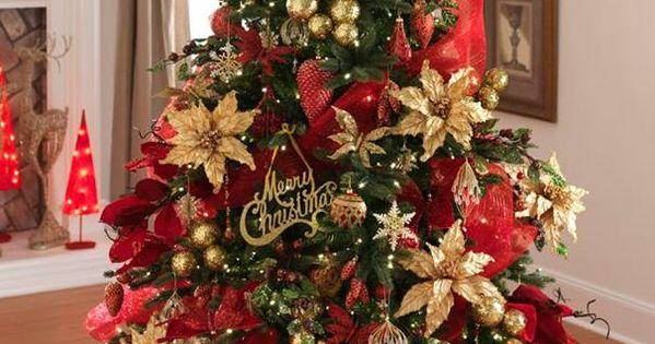 Ideas para decoracion de arbol de navidad 2017 2018 - Arboles de decoracion ...