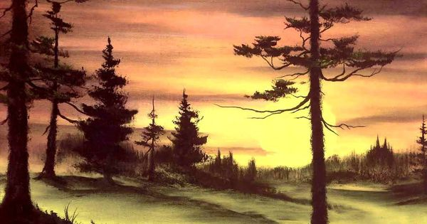 Pin By Shane Quinn On See Bob Ross Paintings Bob Ross Art Landscape Paintings