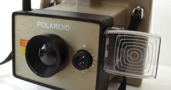 objet collection ancien appareil photo polaro d ee22 sur collection. Black Bedroom Furniture Sets. Home Design Ideas