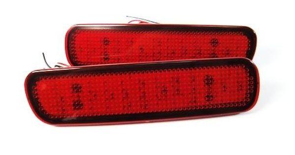 For Lexus Lx470 Red Lens Smd Led Rear Bumper Reflector Tail Brake Stop Light Drl Fog 98 07 For Toyota Land Cruiser C Lexus Lx470 Stop Light Toyota Land Cruiser