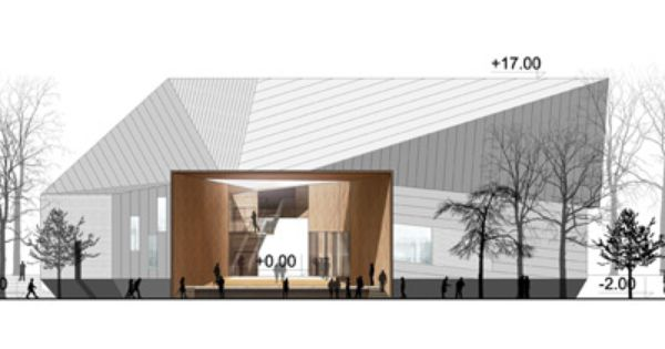 salle de musiques actuelles evreux architecte architecture pinterest salles de musique. Black Bedroom Furniture Sets. Home Design Ideas