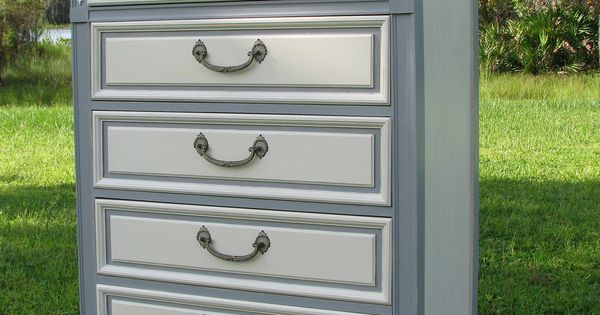 Best White Long Dresser With Wood Tone Drawers Google Search 640 x 480