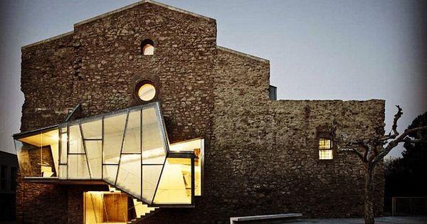 Convent de Sant Francesc / David Closes I love old buildings with