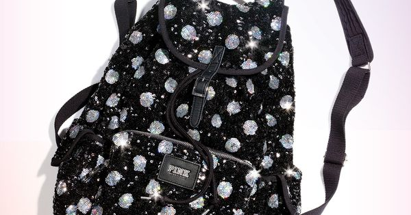 cute college bag | Backpacks, please! VSPINK Backpack Bling IWantIt
