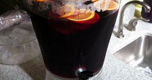 Olive Garden Sangria Recipe Shhhhh Connecticut Food And Drink Pinterest Sangria