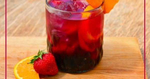 Sangria! The answer to all of your beverage problems... How to make
