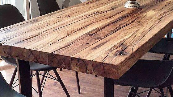 esstisch massivholztisch nussbaum holztisch naturkante. Black Bedroom Furniture Sets. Home Design Ideas