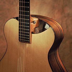 Matsuda Guitars Neck Joint Sound Hole Idea Acoustic Guitar Guitar Guitar Building