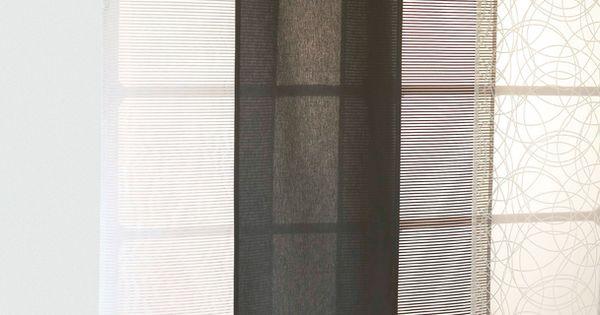 D co japonais id es d co panneaux japonais heytens for Claustra interieur japonais