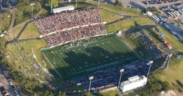 Wt Football Stadium Stadium Football Stadiums Texas A M University