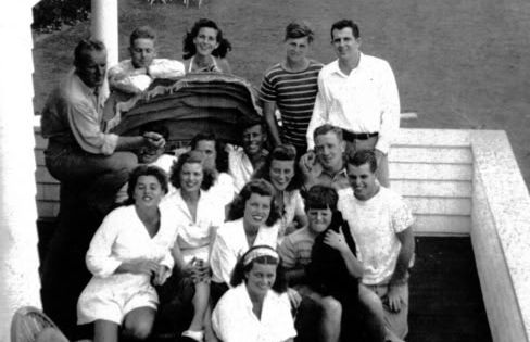 The Kennedy Compound With Rare Photos Inside The Rooms