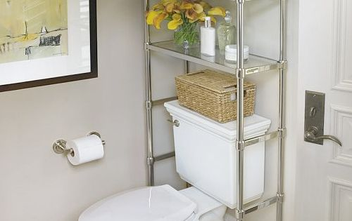 How To: Create More Storage Space in the Bathroom ...