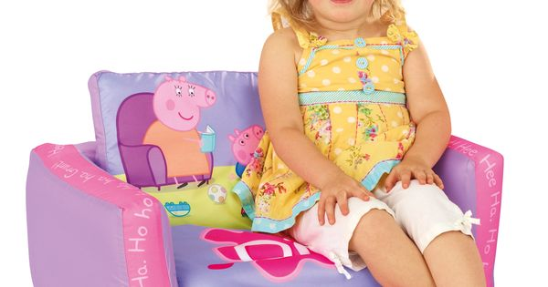 Peppa Pig Flip Out Sofa Rrp Available From
