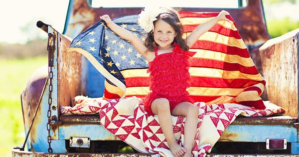4th of july baby contest