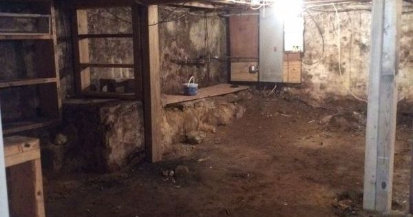 dark basement with a dirt floor basement ideas cleaning and home