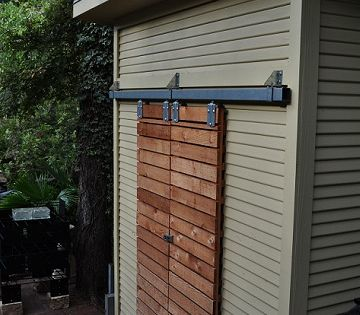 Digging Cool Gardens In A Hot Climate Page 14 Shed Doors Outdoor Sheds Building A Shed