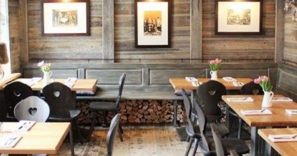 Das Restaurant Alter Krug In Berlin Dahlem Besticht Mit Einer Wunderbaren Lage Rustikaler Restauranteinrichtungen Rustikales Restaurant Rustikale Einrichtung