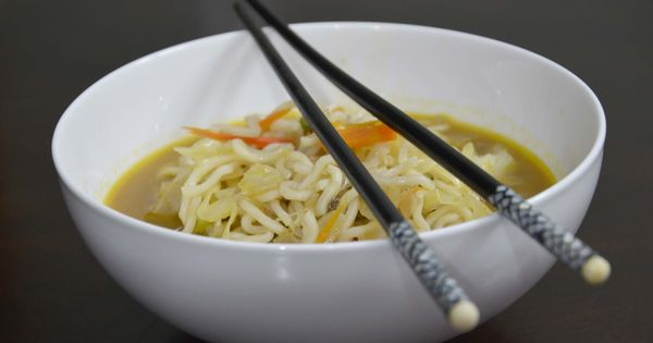 ... and super healthy | Recipes | Pinterest | Homemade, Soups and Ramen