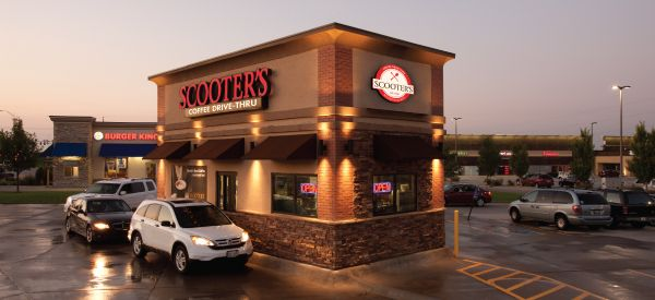Scooter 39 s coffee drive drive thru ideas pinterest for Aprisa mexican cuisine portland