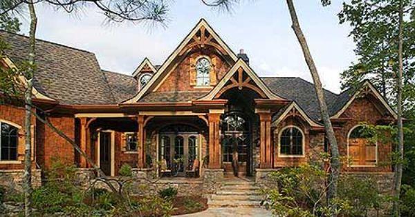 Plan 15651GE: Award-Winning Gable Roof Masterpiece ...